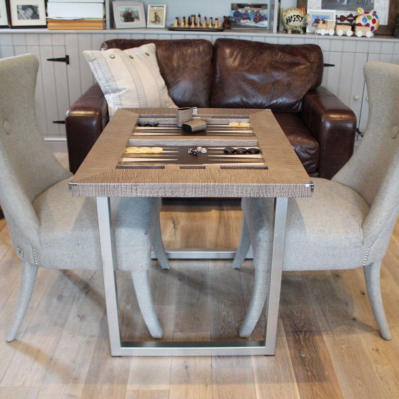 Backgammon Table Luxury Pool Tables