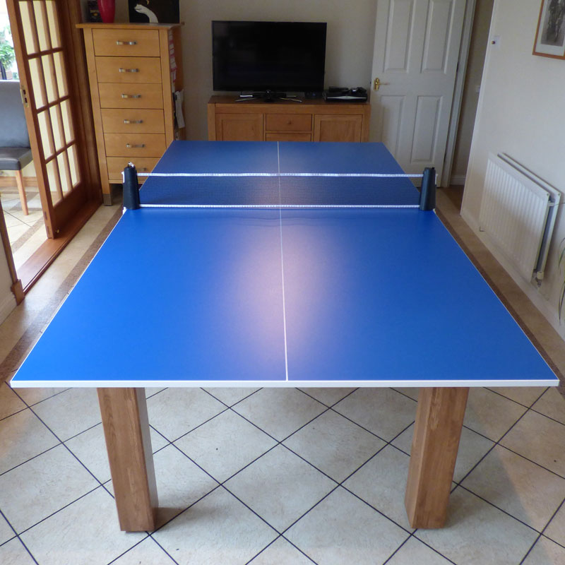 What Size Room Is Recommended For Table Tennis