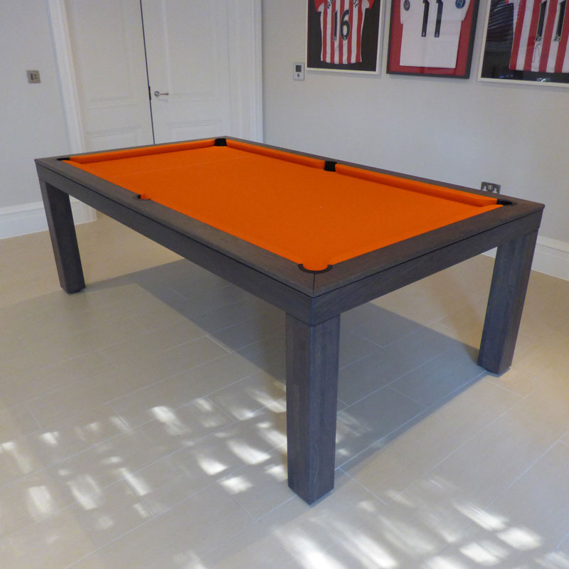 Contemporary pool table luxury pool tables Pool dining table