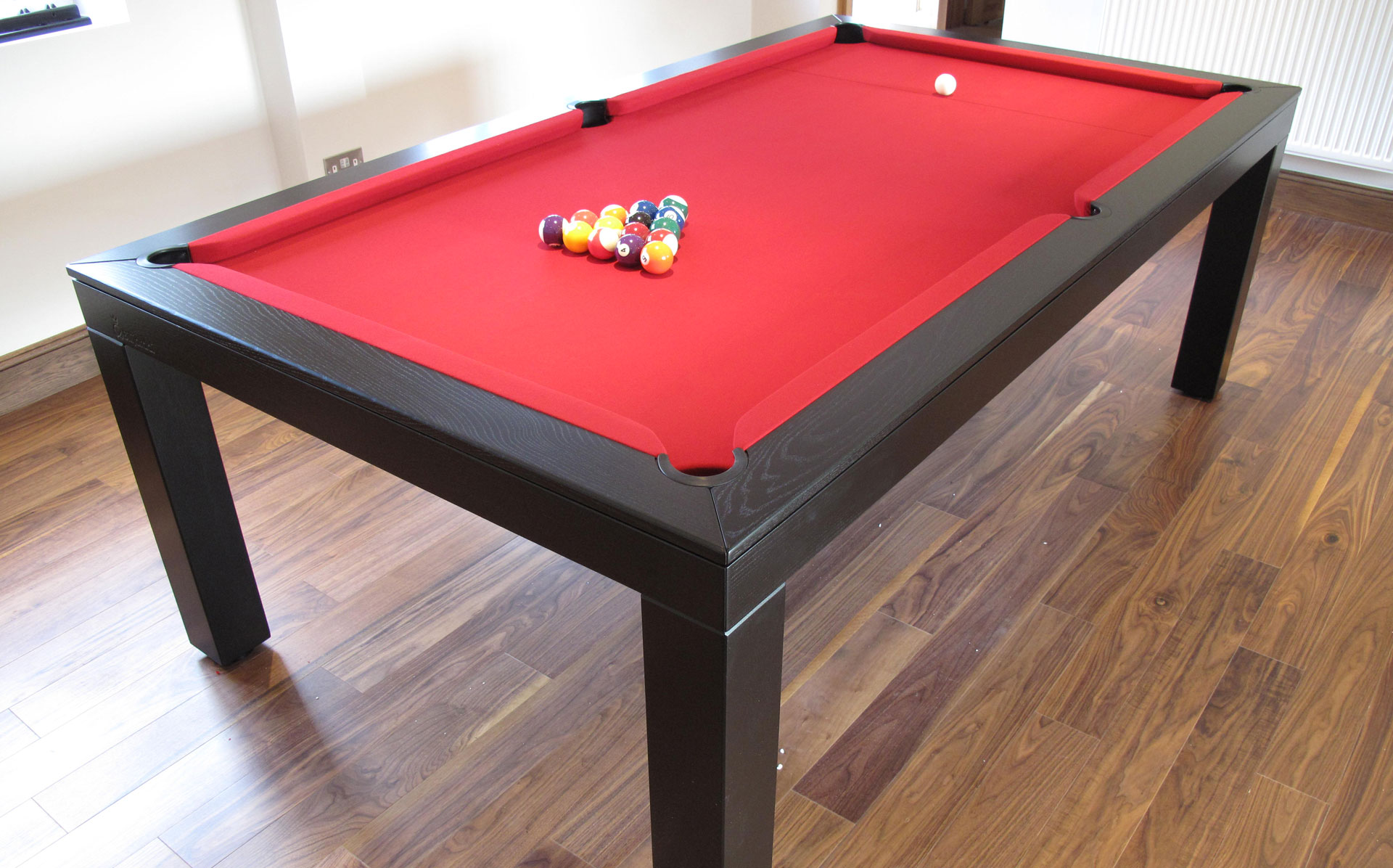 contemporary pool table luxury pool tables. Black Bedroom Furniture Sets. Home Design Ideas