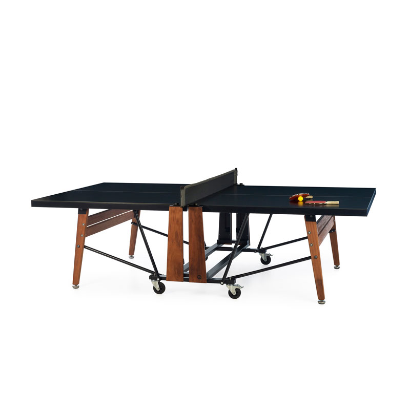 Black Folding Tables Images Dining Room Decor And Ideas  : FoldingTableTennisBlack1 from favefaves.com size 800 x 800 jpeg 36kB