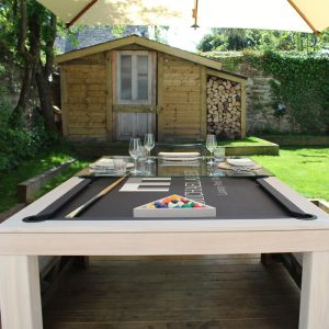 Luxury Pool Tables Custom Bulit Bespoke Pool Dining