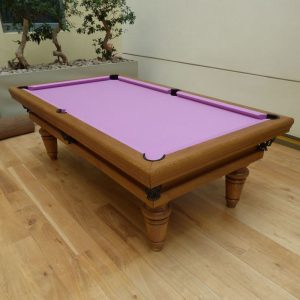 Pink_TraditionalPoolTable