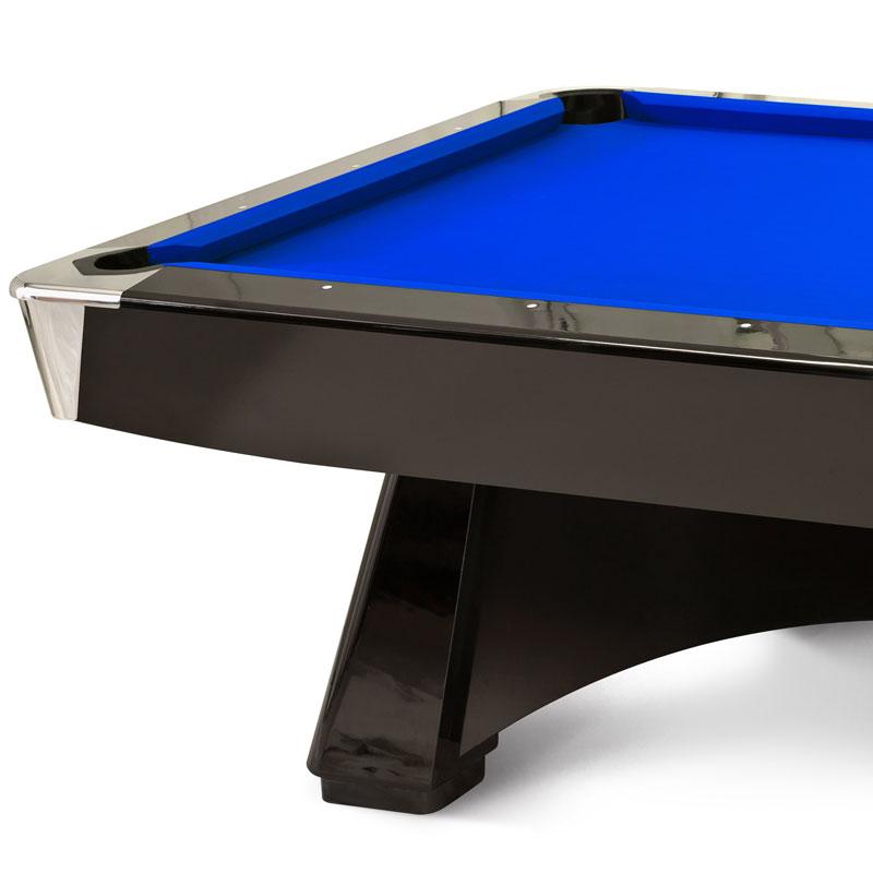 Professional Pool Table Size Billiards