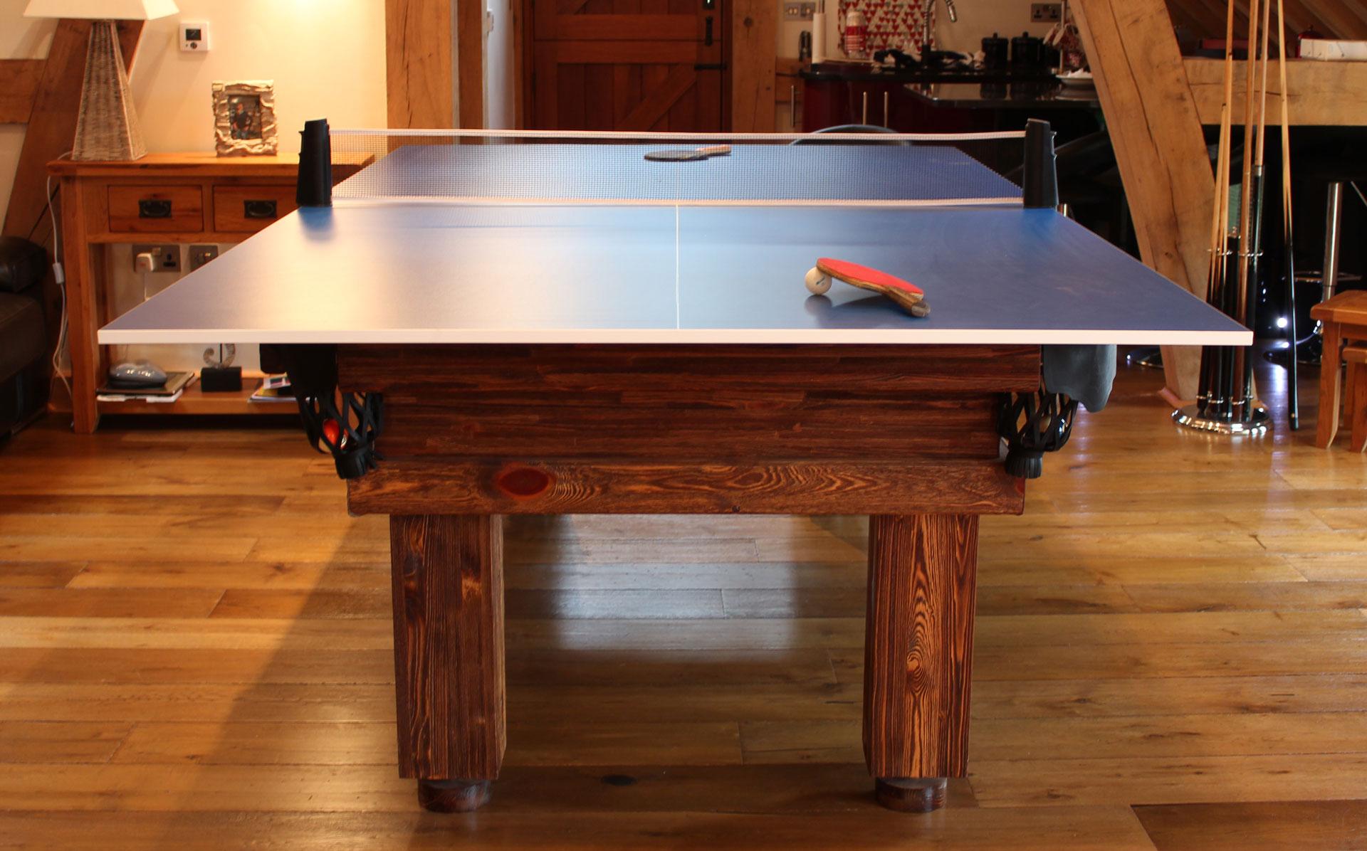Table tennis top luxury pool tables - Pool table table tennis ...