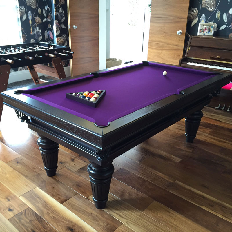 Traditional Pool Or Snooker Table Luxury Pool Tables - Luxury billiards table