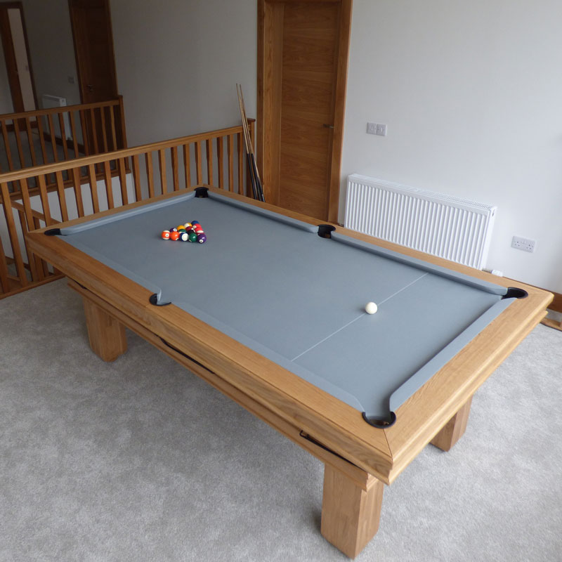 Luxury Pool Tables Table Combination Dining Top