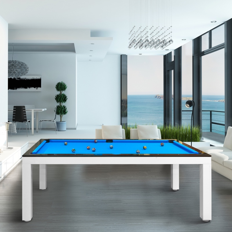 Awe Inspiring Contemporary Pool Table Home Interior And Landscaping Sapresignezvosmurscom
