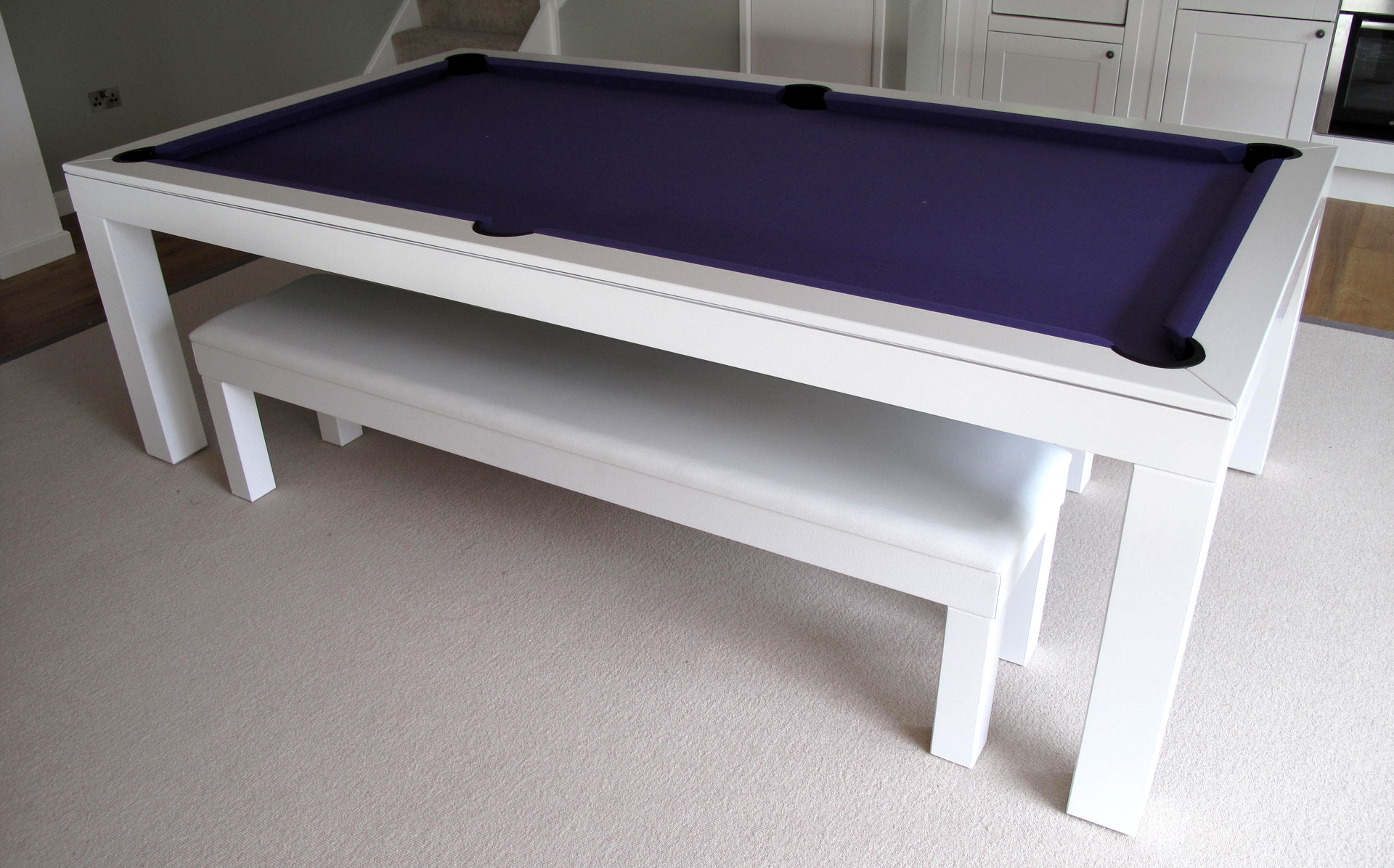 Pool Table Benches Luxury Pool Tables