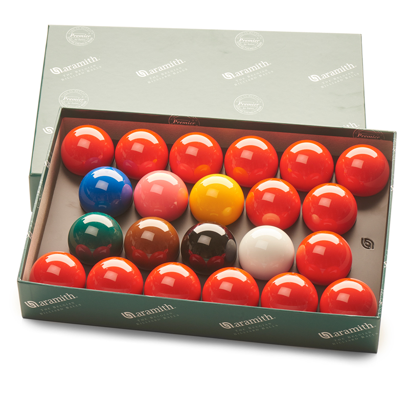 how to set up pool table balls