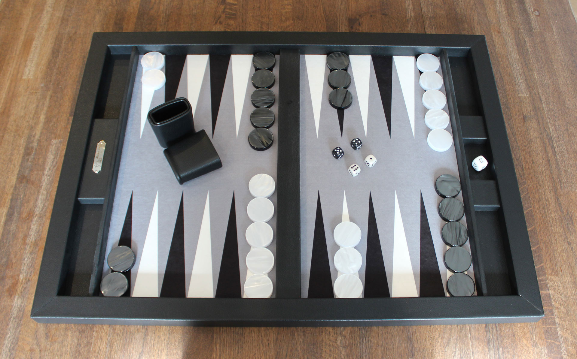 Tabletop Backgammon Set Luxury Pool Tables
