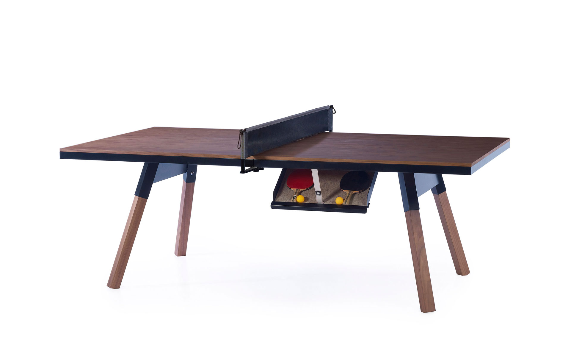 Table tennis dining table luxury pool tables for Dinner table