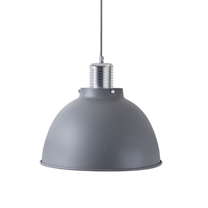 Charcoal Pendant Light
