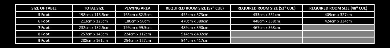Professional pool table home luxury pool tables - Professional pool table size ...