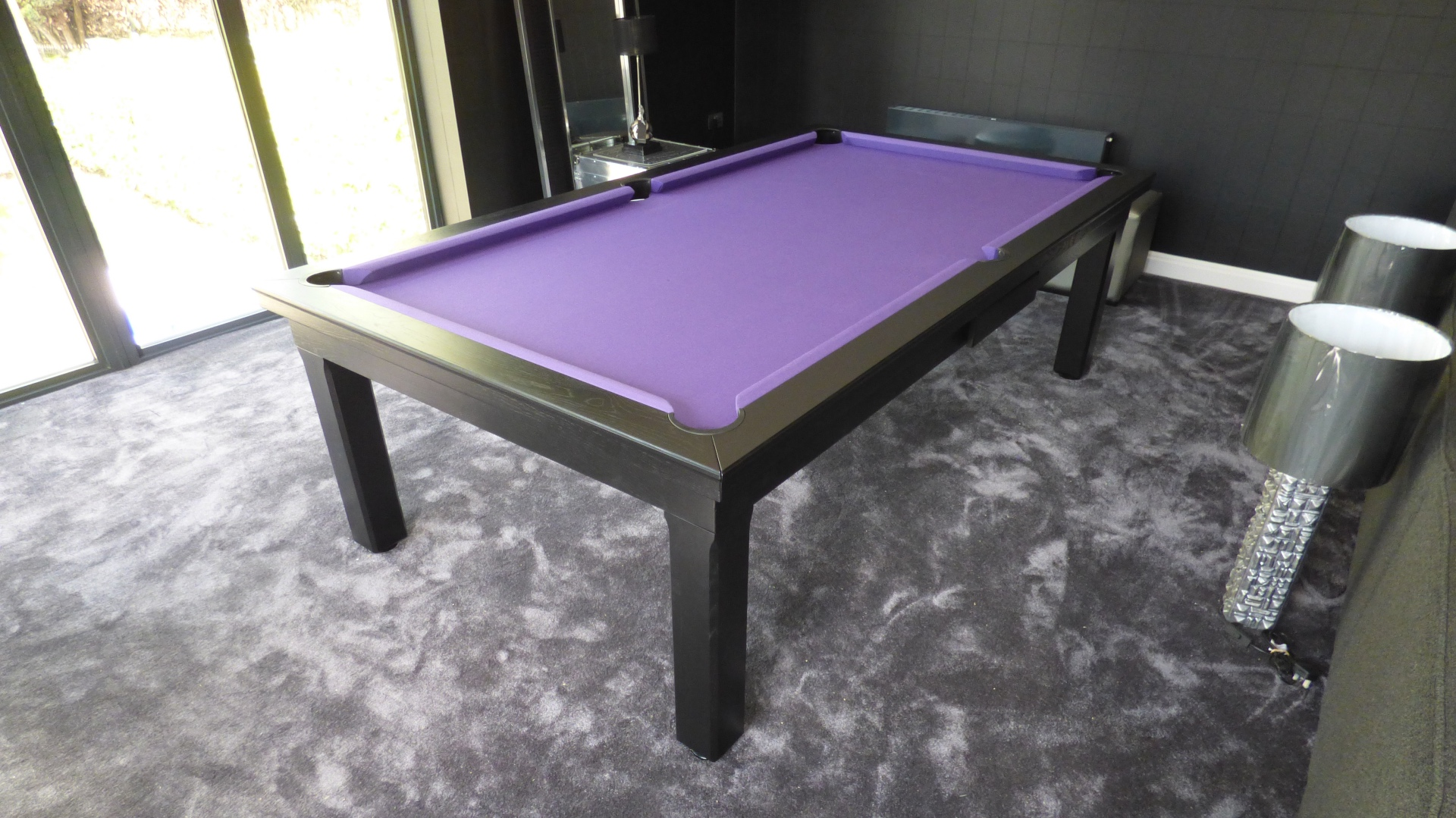 Modern Pool Table Luxury Pool Tables Pool Dining Table
