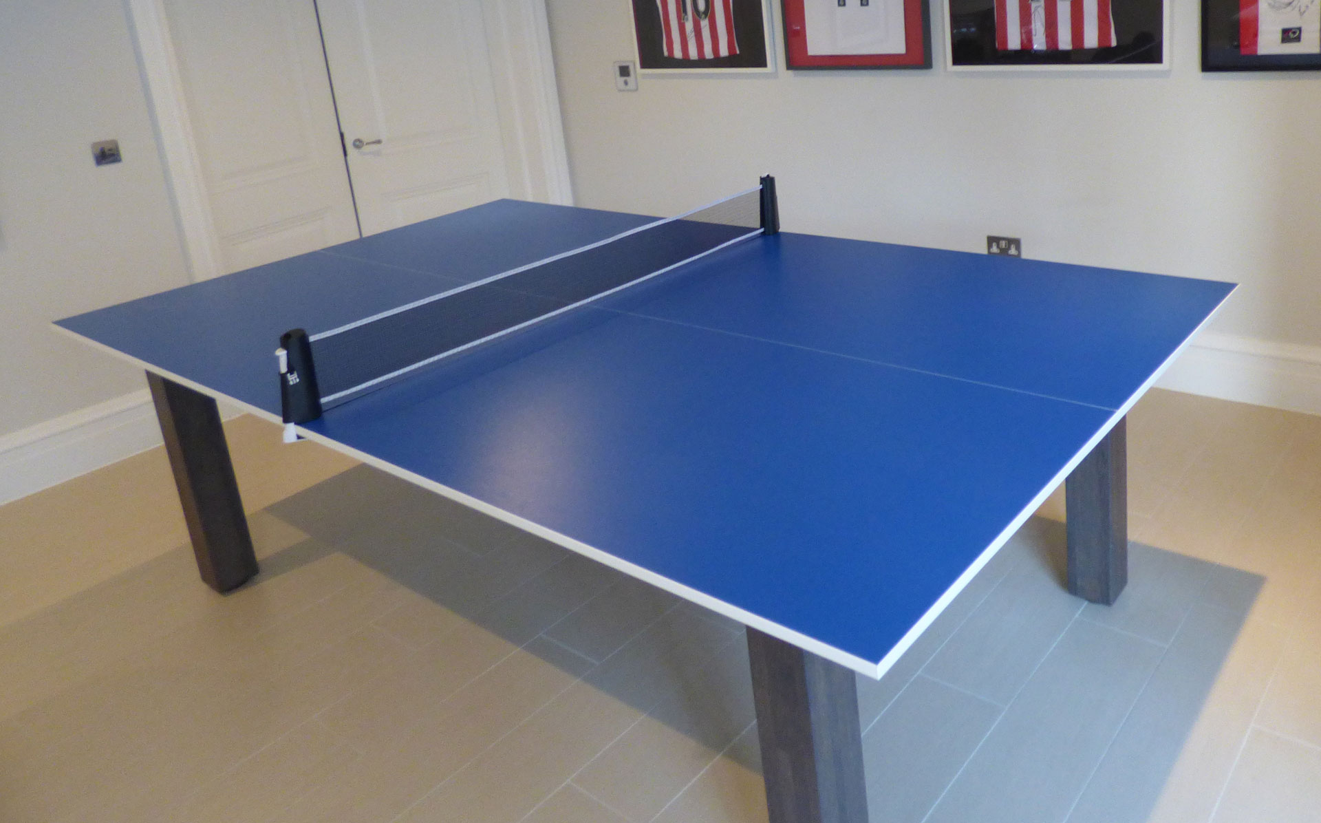 Combined pool table table tennis table luxury pool tables - How much room do i need for a pool table ...
