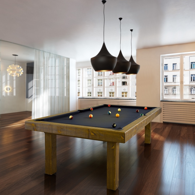 8ft Farmhouse American Pool Table Luxury Pool Tables Pool Dining Table Experts