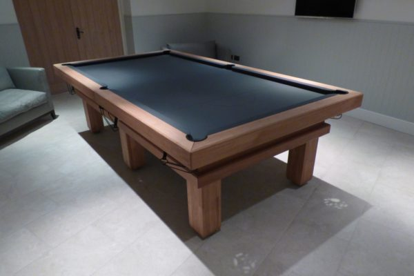 9ft_TraditionalSnooker_Oak5_PewterCloth