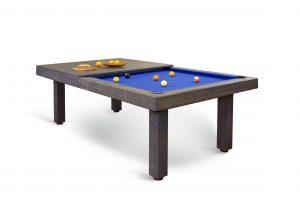 Billiard table Dino RUSTIC R 1 screen