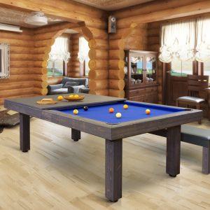 Billiard table Dino RUSTIC R 1_Fotor
