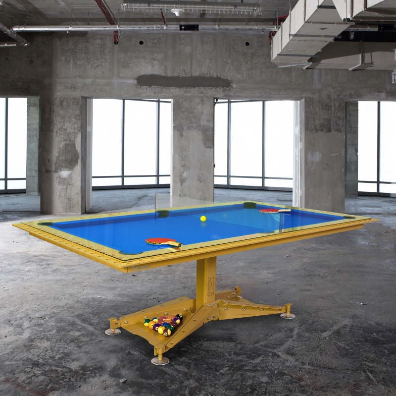 Industrial Pool Table
