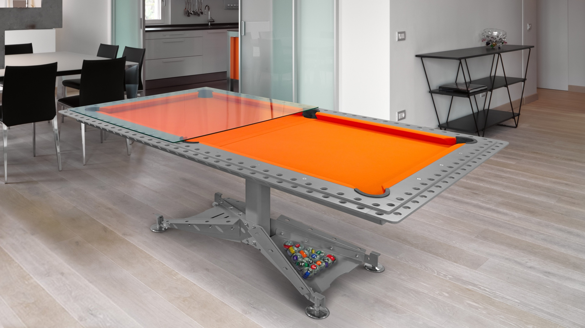 Industrial Pool Table Luxury Pool Tables Pool Dining