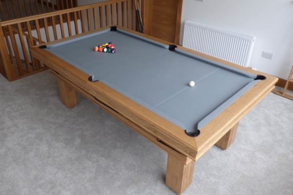 TraditionalPoolTable_Oak#0