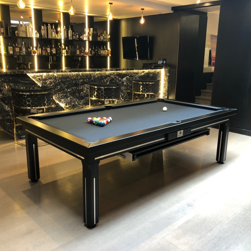 Ideas For The Ultimate Mancave Games Room Luxury Pool Tables Pool Dining Table Experts